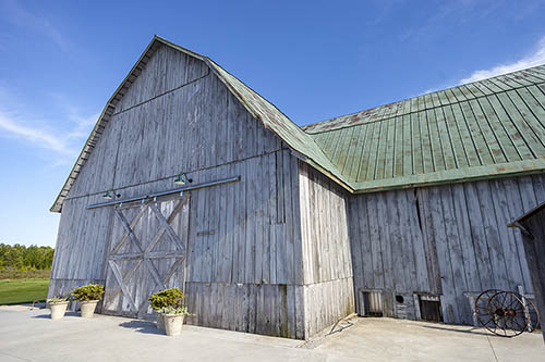 Shanahan's Barn wedding and events venue
