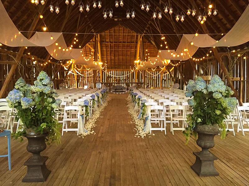 Rustic Northern Michigan Venue For Weddings The Barn Is Located Between Charlevoix And Petoskey Contact Our Wedding Events Coordinator